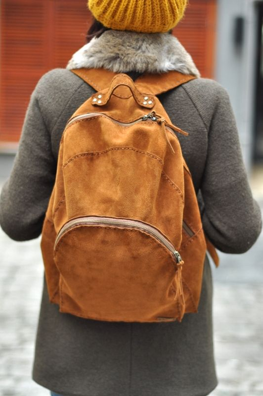 handmade backpack-Moria