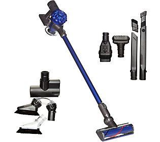 Dyson V6 Animal PRO Cordfree Vacuum w/ Fluffy Head and 7 Tools