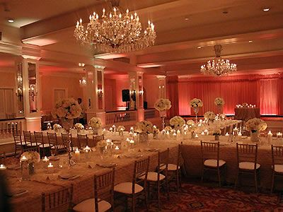 Mayflower Rennaisance Hotel Wedding Venue DC