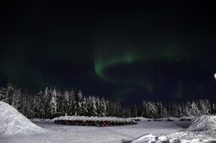 Foto 2 de José Luis Venegas de la Aurora Boreal en Laponia.  viaje a Laponia papa noel | viajes a laponia | viajes a laponia con niños | viajar a laponia | laponia papa Noel
