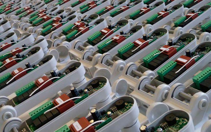 Domótica. www.persianascarroymartinez.com