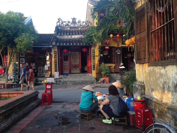 Today in Hoi An - Vietnam