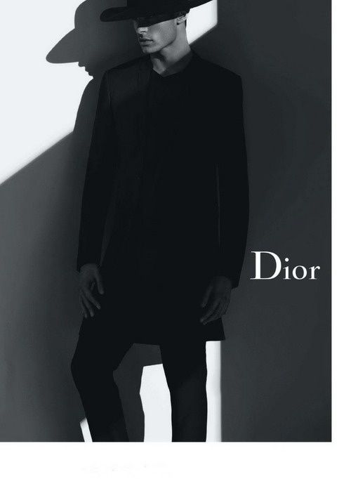 Baptiste Giabiconi for Dior Obession  Dior Homme