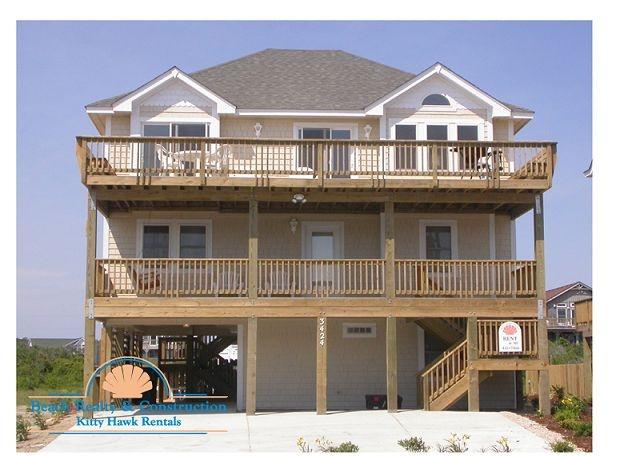 Hatteras Island Beach House Rentals