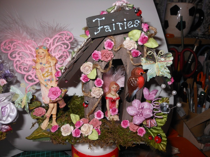 The Pink Fairy House