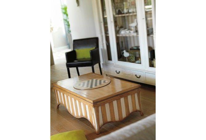 Table Basse DEAUVILLE - Meubles Delmas