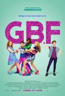"""What happens after Tanner is outed by his classmates and becomes the title """"gay best friend"""" for three high school queen bees? http://watchmovieshousee.blogspot.in/2014/01/watch-gbf-online-free-viooz.html"""