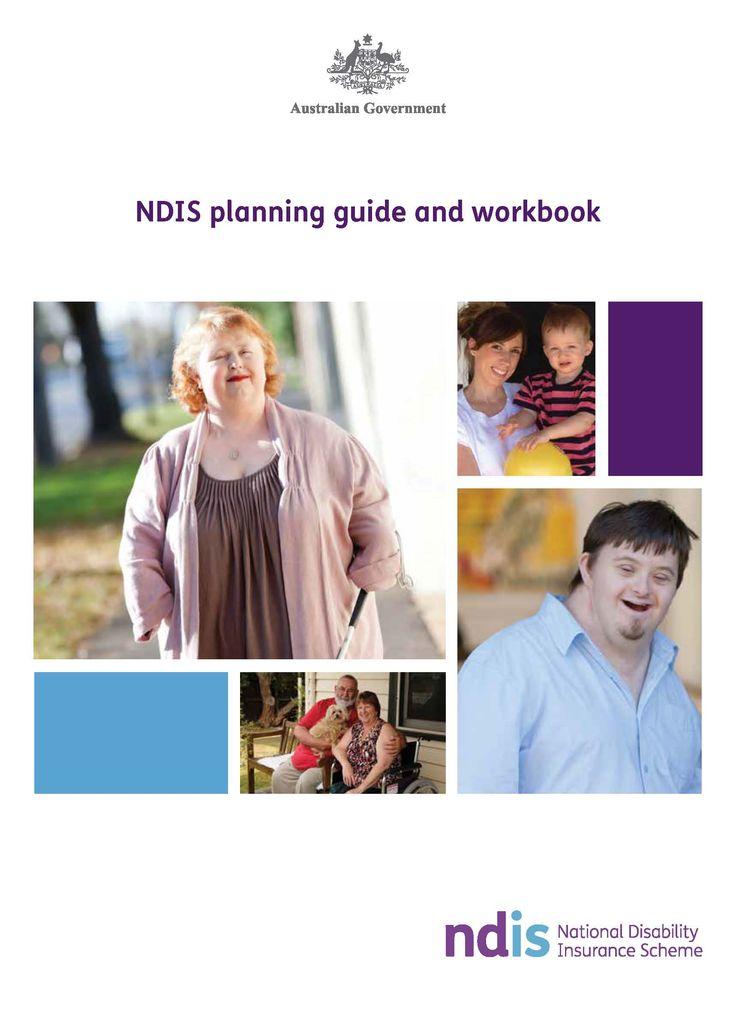 NDIS planning workbook | National Disability Insurance Scheme