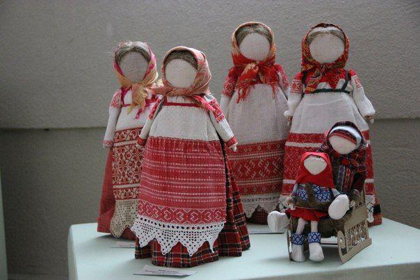 Куклы М.А. СЫСОЕВОЙ | 21 фотография