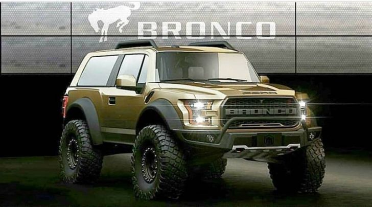 2020 Ford Bronco 6g Rumors Bronco Truck Ford Bronco Ford