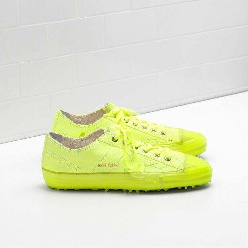 Kaufen GGDB Schuhe Herren Golden Goose V-STAR 2 Sneakers G30MS639.L2 Sale