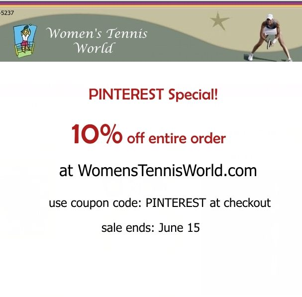 24 best womens tennis gifts images on pinterest tennis gifts sale fandeluxe Image collections