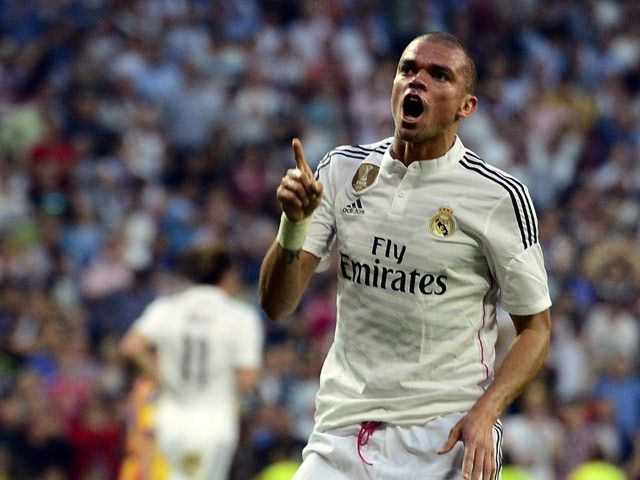 Report: Pepe to sign new Real Madrid deal #Transfer_Talk #Real_Madrid #Football