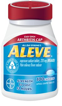 Aleve Products