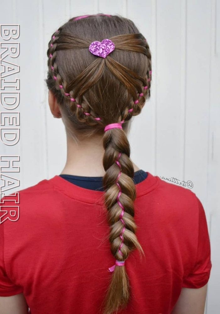 25 Overnight Braided Hair What Does Plaiting The Hair Mean Braided Hair Styles For Kids 2020hairstyles Braidedhairstylesbun Braidhairstyles Besthairideas 2020