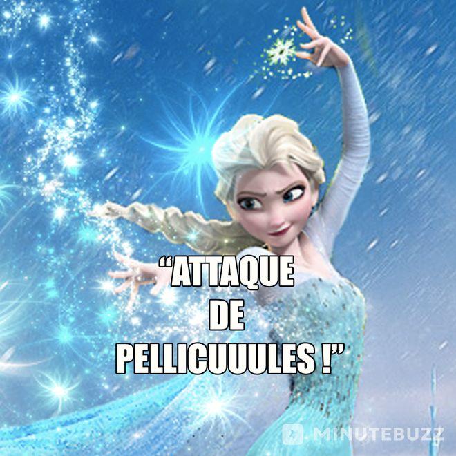 A quoi pensent vraiment les princesses Disney ! (8 images)