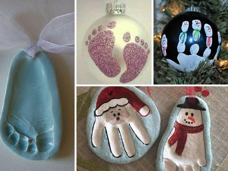 8 Ideias para Recordar o Primeiro Natal do bebe - http://www.bebeconforto.net/8-ideias-recordar-primeiro-natal-do-bebe/