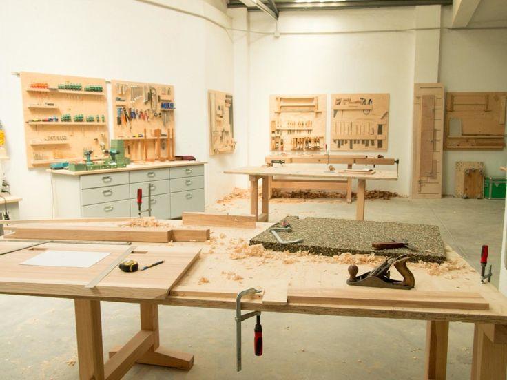 Frank Buschmann's workshop
