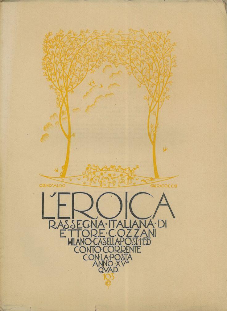 L'Eroica, quaderno numero 103 - #scripomarket #scripofilia #scripophily #finanza #finance #collezionismo #collectibles #arte #art #scripoart #scripoarte #borsa #stock #azioni #bonds #obbligazioni