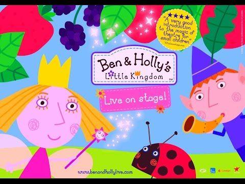 El pequeño reino de Ben y Holly- Dibujos animados españoles- Picnic on t...