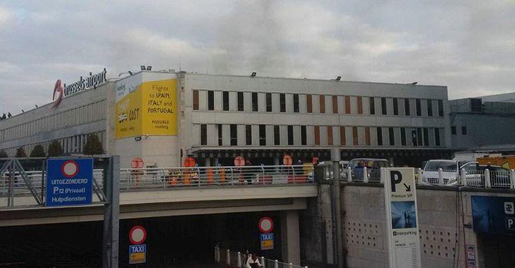 Atentados no metrô e no aeroporto de Bruxelas matam mais de 20