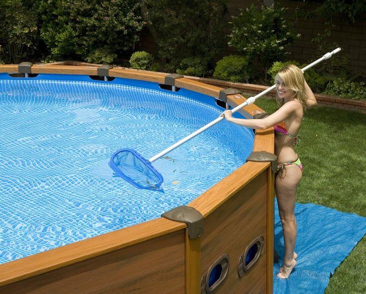 каркасный бассейн на участке - Поиск в Google