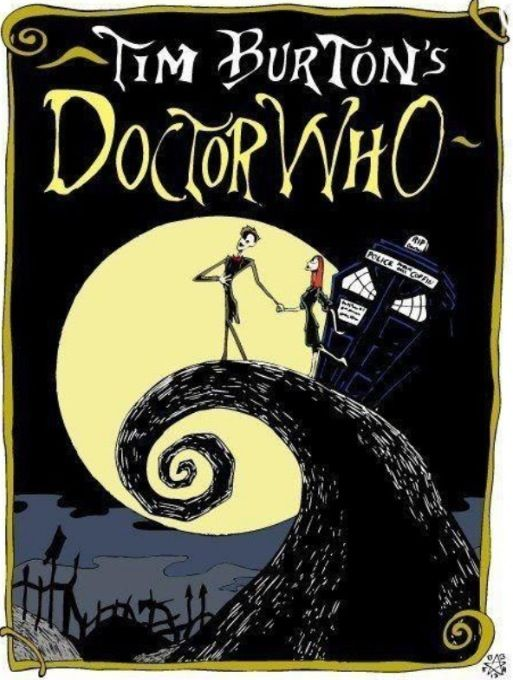 Tim Burton's Dr. Who