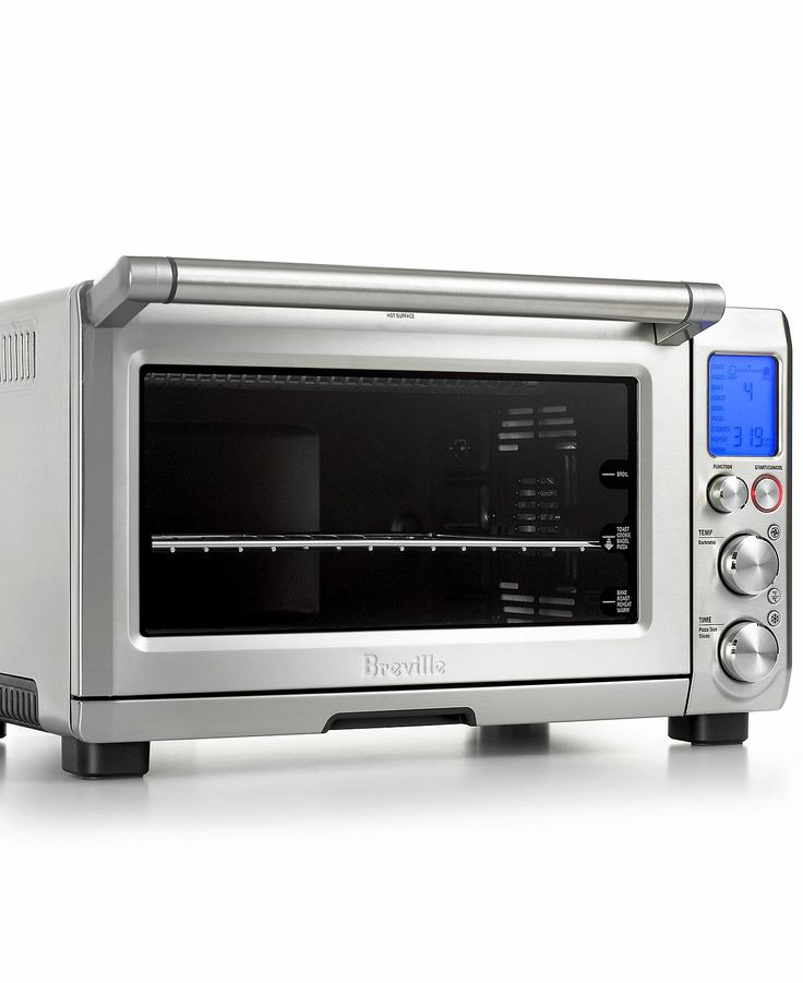 breville bov800xl toaster oven smart