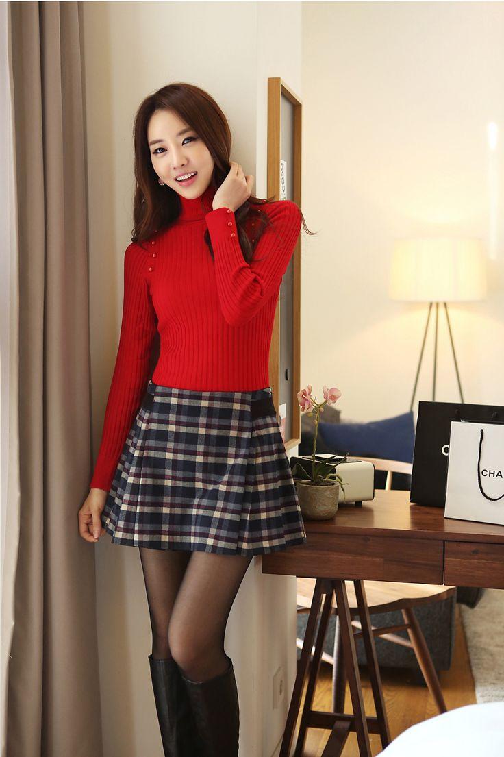 50 best plaid kilt mini skirts images on pinterest | schoolgirl