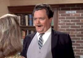 """Bernard Fox, who played """"witch doctor"""" Dr. Bombay on Bewitched, has died of heart failure; he was 89 years old. The Hollywood Reporter first confirmed the news with Fox's publicist. In an acting career that spanned six decades, the Welsh actor with the distinctive mustache was best known for a pair of TV roles, both airing"""