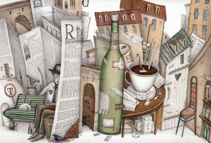 Завтрак в газетном переулке