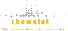 The Chemelot logo: The chemical innovation community