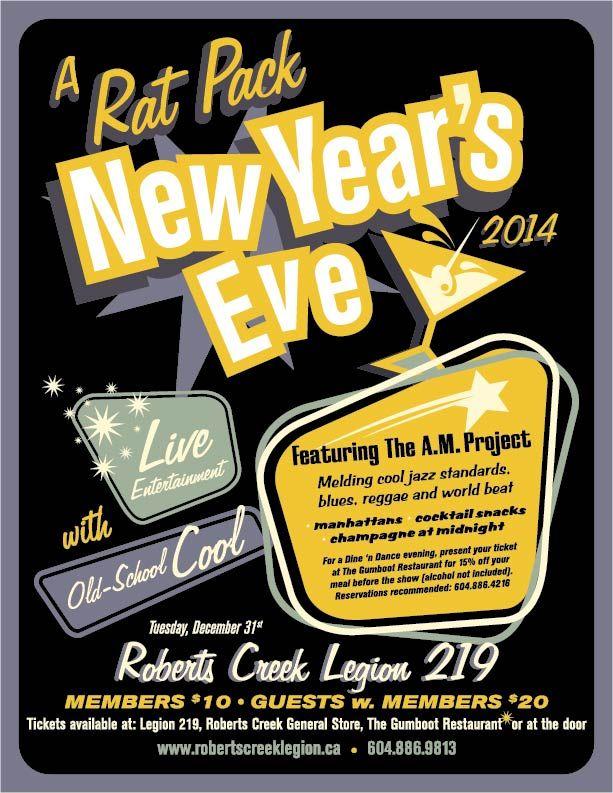 Rat Pack Invitation Style Old Vegas Party Pinterest
