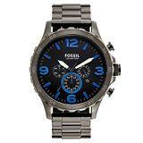 Fossil Nate Men's Quartz Watch JR1478 #LavaHot http://www.lavahotdeals.com/us/cheap/fossil-nate-mens-quartz-watch-jr1478/130140