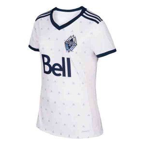 2017 Cheap Women Jersey Vancouver Whitecaps FC Home Replica Football Shirt [AFC85]