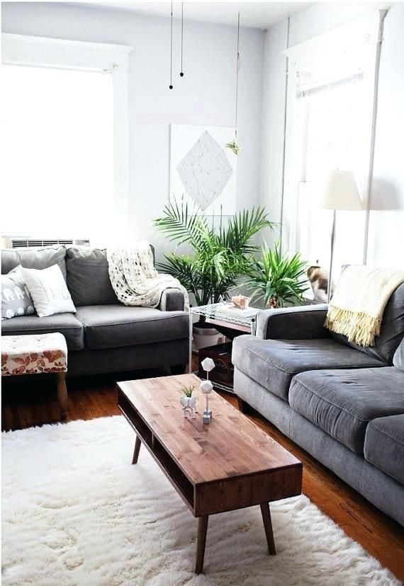 Image Result For How To Decorate Black Leather Couch Mid Century