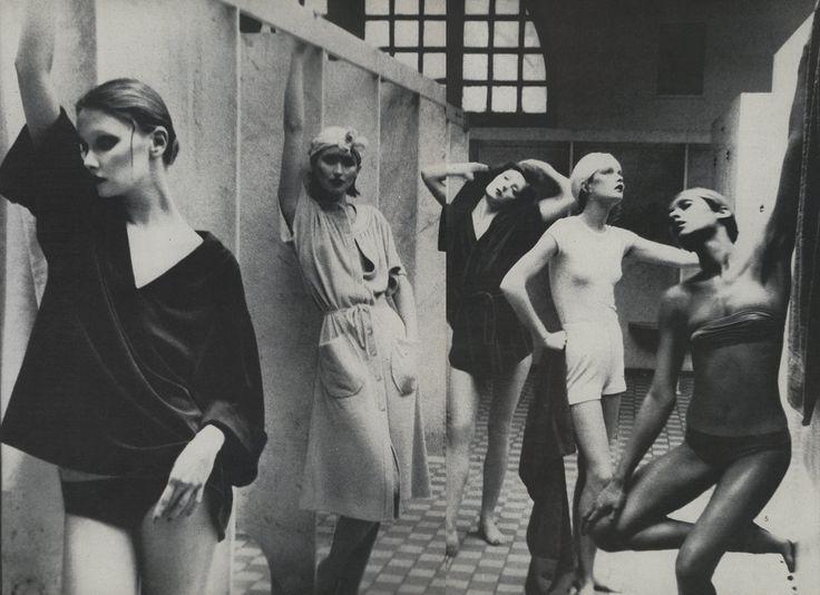 Deborah Turbeville - Photos – Vogue