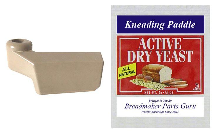 Kneading paddle fits funai model b3200a auto bread baker