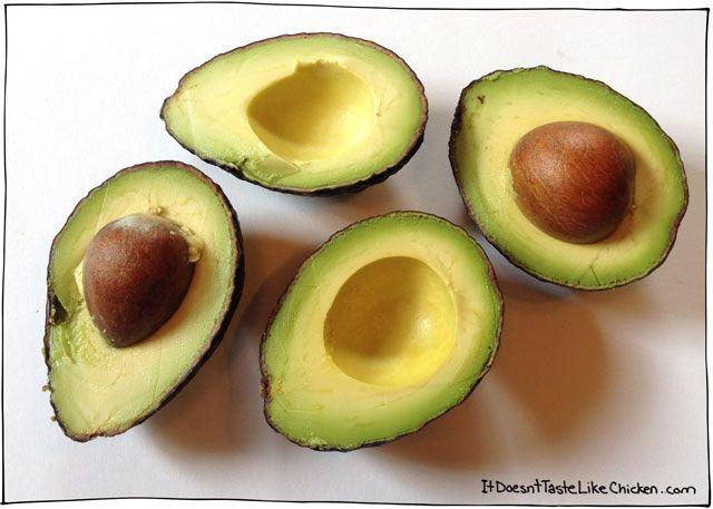 Cucumber Avocado Rolls | Recipe