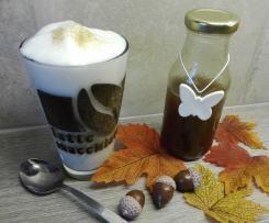 Pumpkin Spice Latte Sirup wie bei Starbucks