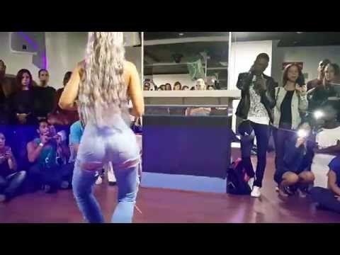 (75) Sara López, Kizomba Lady Style @ Kizomba Open Festival 2016 - YouTube