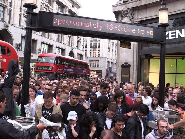 Tube strikes: When will it start and can your employer insist you come into work? - Home News - UK - The Independent
