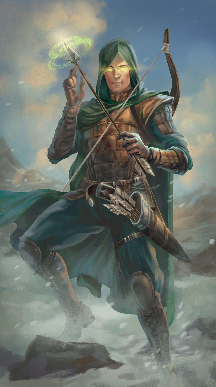Image result for arcane archer pathfinder