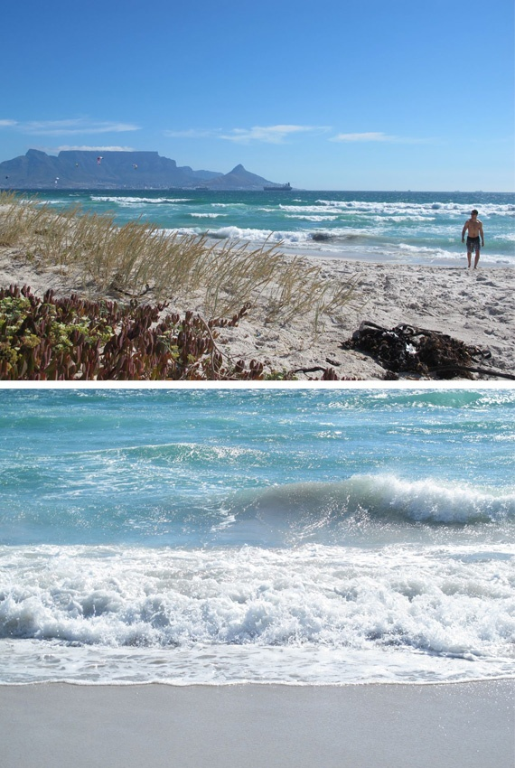 Bloubergstrand, Western Cape | From South to South, South Africa.