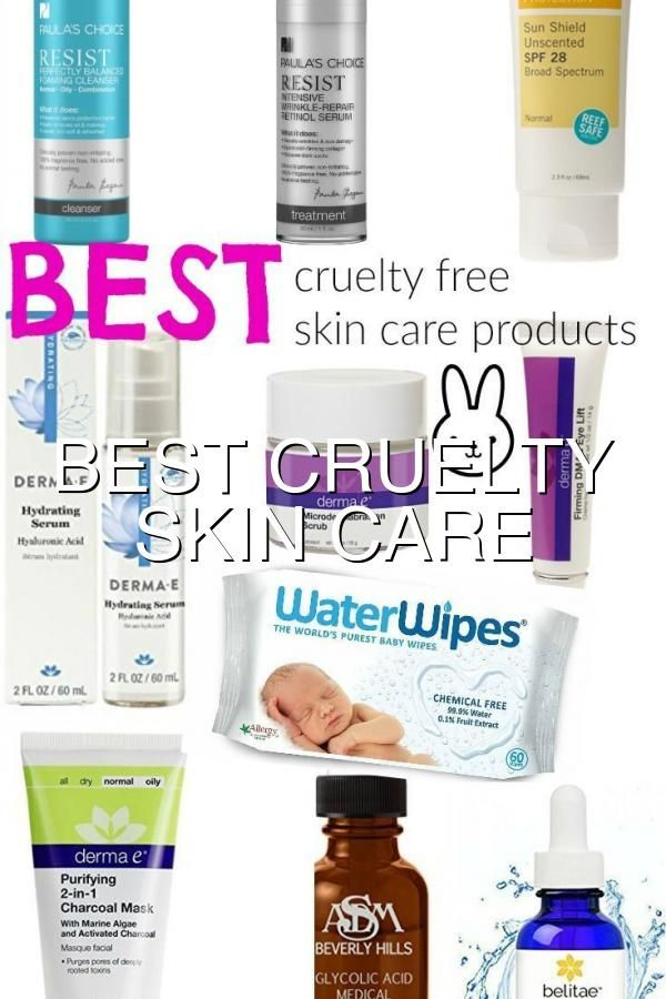 Best Cruelty Free Skin Care Products In 2020 Best Cruelty Free Skin Care Cruelty Free Skin Care Free Skin Care Products