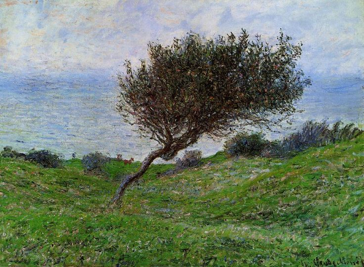 On the Coast at Trouville by Claude Monet