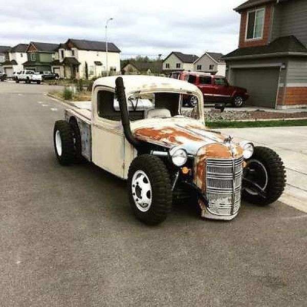 Mack Truck Rod Before And After: 639 Best Gearhead Images On Pinterest
