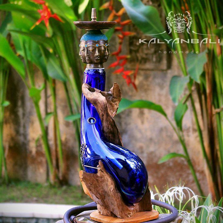 #hookah / #shisha Buddha nanysided by #kalyanbali