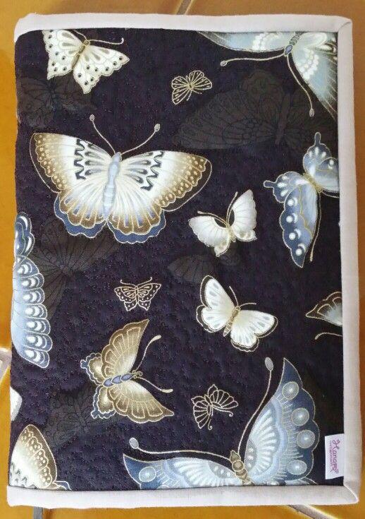 Klidla motyli..obal na knihu