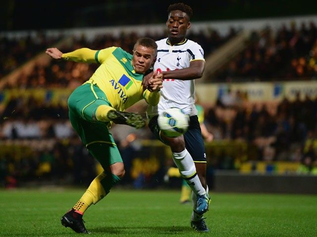 Rotherham United land Norwich City striker on loan